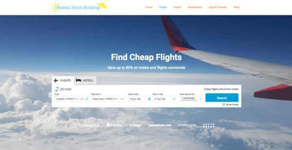 Trusted Hotel Booking