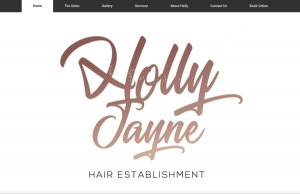 Holly Jayne Hair Home