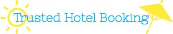 Trusted Hotel Booking Logo