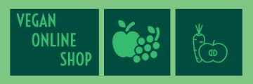 Vegan Shop Online Logo