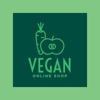 Vegan Shop Online Logo 200
